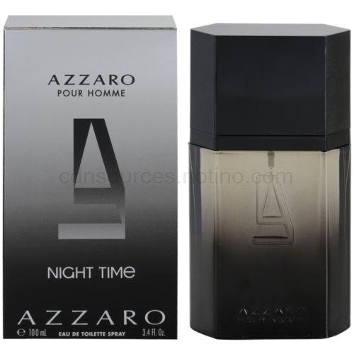 Azzaro Azzaro Pour Homme Night Time 100 ml toaletní voda