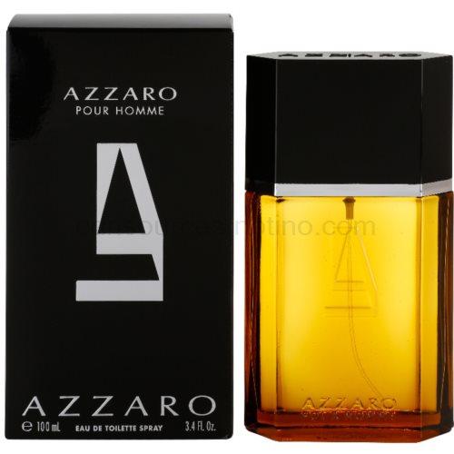 Azzaro Azzaro Pour Homme Azzaro Pour Homme 100 ml plnitelná toaletní voda
