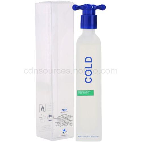 Benetton Cold 100 ml toaletní voda