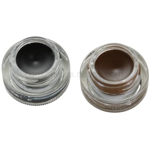 Bobbi Brown Eye Make-Up Eye Make-Up gelové oční linky Black Ink + Sepia Ink (Long-Wear Gel Eyeliner Set) 2 x 3 g