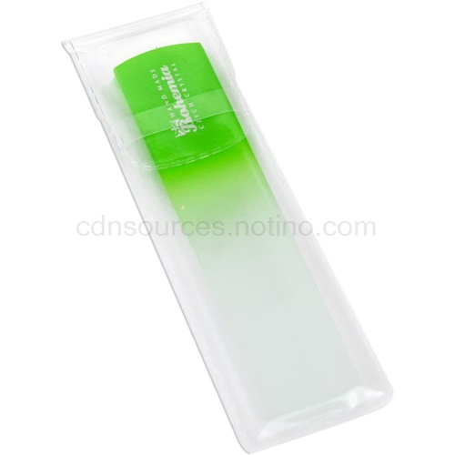 Bohemia Crystal Bohemia Scraper Foot File škrabka na paty Light Green (Scraper Foot File)