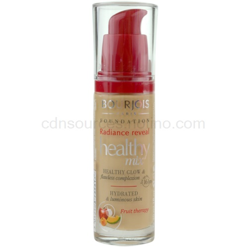 Bourjois Healthy mix Radiance Reveal rozjasňující tekutý make-up odstín 53 Beige Clair 30 ml