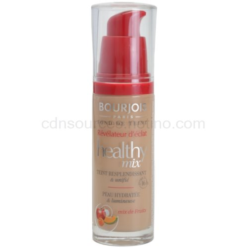 Bourjois Healthy mix Radiance Reveal rozjasňující tekutý make-up odstín 54 Beige 30 ml
