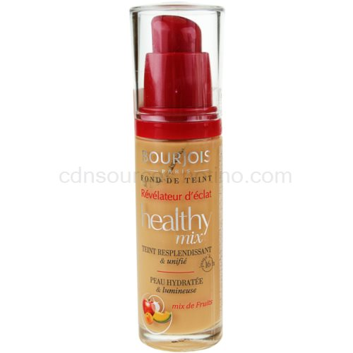Bourjois Healthy mix Radiance Reveal rozjasňující tekutý make-up odstín 56 Halé Clair 30 ml