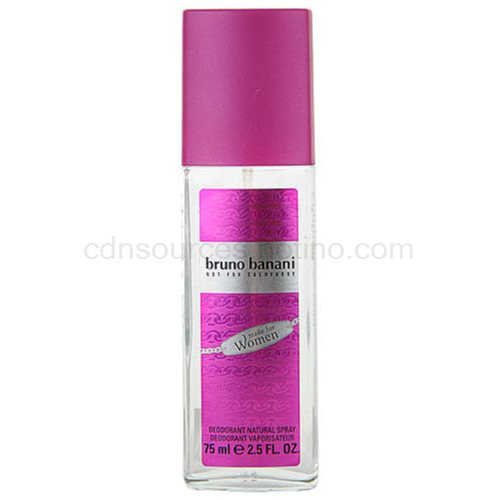 Bruno Banani Made for Women 75 ml deodorant s rozprašovačem
