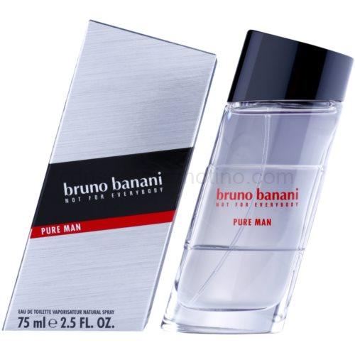 Bruno Banani Pure Man 75 ml toaletní voda