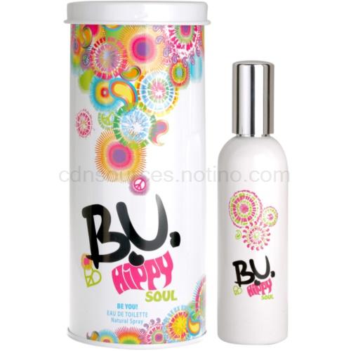 B.U. Hippy Soul 50 ml toaletní voda