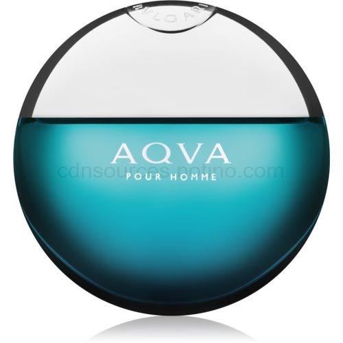 Bvlgari AQVA Pour Homme 50 ml toaletní voda