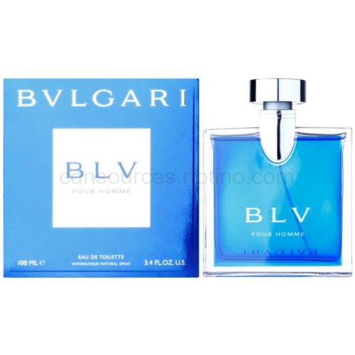 Bvlgari BLV pour homme 100 ml toaletní voda