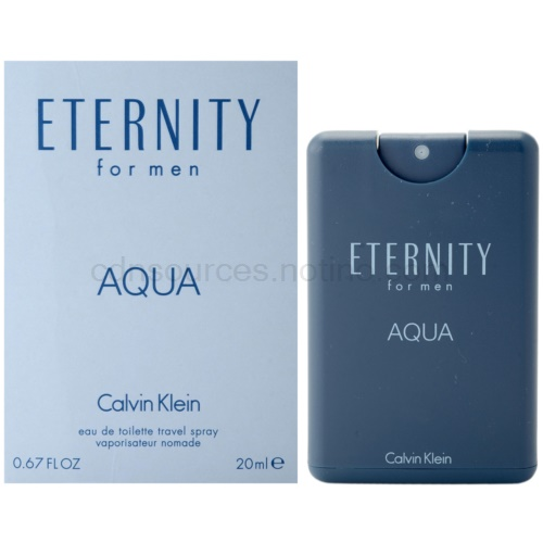 Calvin Klein Eternity Aqua for Men 20 ml toaletní voda