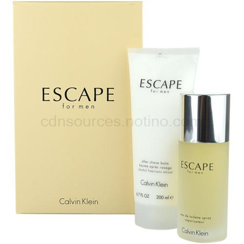 Calvin Klein Escape for Men 2 ks dárková sada