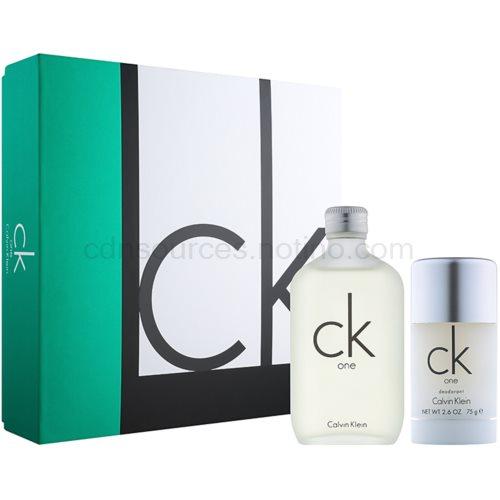 Calvin Klein CK One 2 Ks dárková sada