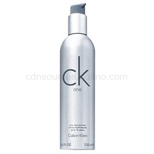 Calvin Klein CK One 250 ml tělové mléko