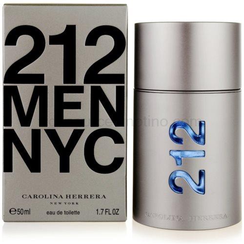 Carolina Herrera 212 NYC Men 50 ml toaletní voda