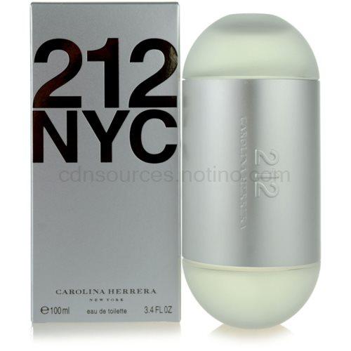 Carolina Herrera 212 NYC 100 ml toaletní voda