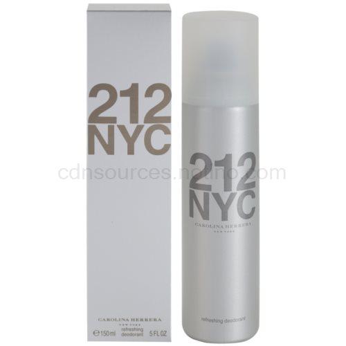 Carolina Herrera 212 NYC 150 ml deospray