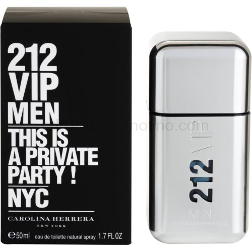 Carolina Herrera 212 VIP Men 50 ml toaletní voda