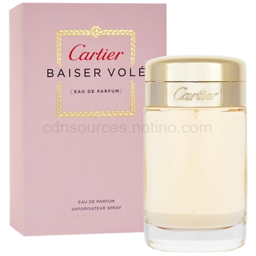 Cartier Baiser Volé 50 ml parfémovaná voda