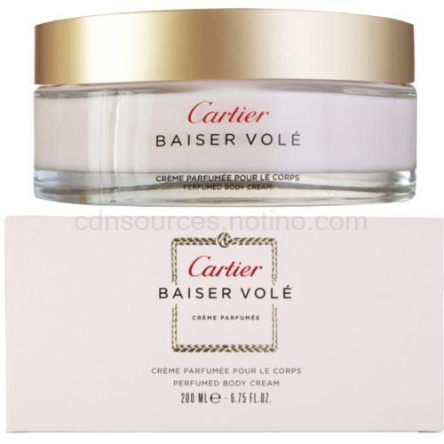 Cartier Baiser Volé 200 ml tělový krém