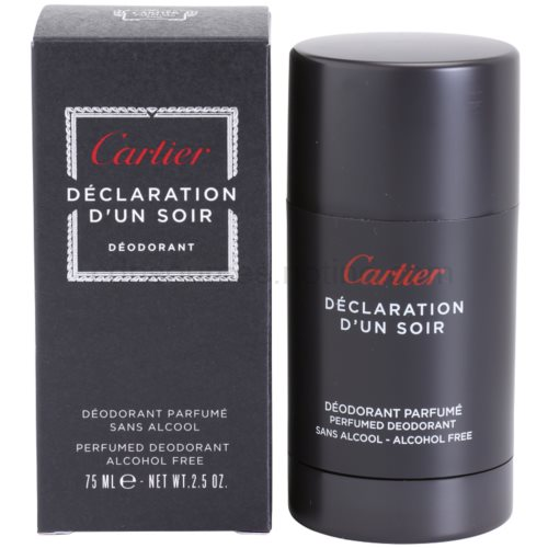 Cartier Declaration d'Un Soir 75 ml deostick