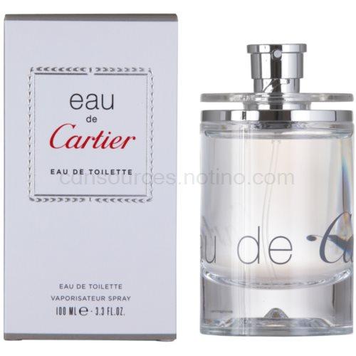 Cartier Eau de Cartier 100 ml toaletní voda
