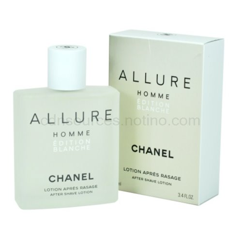 Chanel Allure Homme Édition Blanche 100 ml voda po holení
