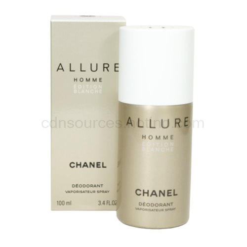 Chanel Allure Homme Édition Blanche 100 ml deospray pro muže deospray