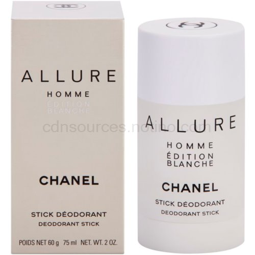 Chanel Allure Homme Édition Blanche 75 ml deostick