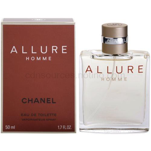Chanel Allure Homme 50 ml toaletní voda