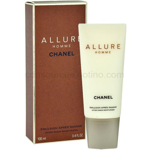 Chanel Allure Homme 100 ml balzám po holení