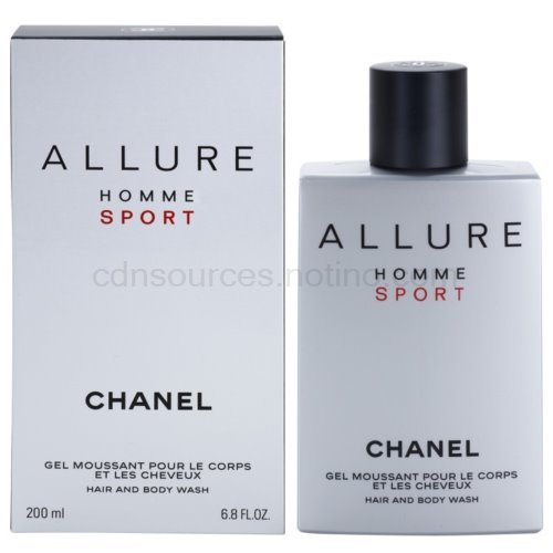 Chanel Allure Homme Sport 200 ml sprchový gel