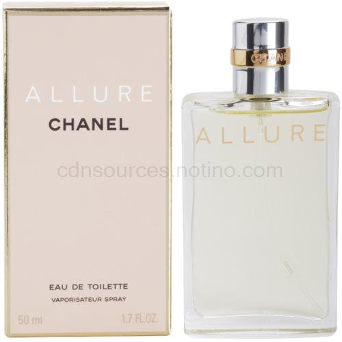 Chanel Allure 50 ml toaletní voda