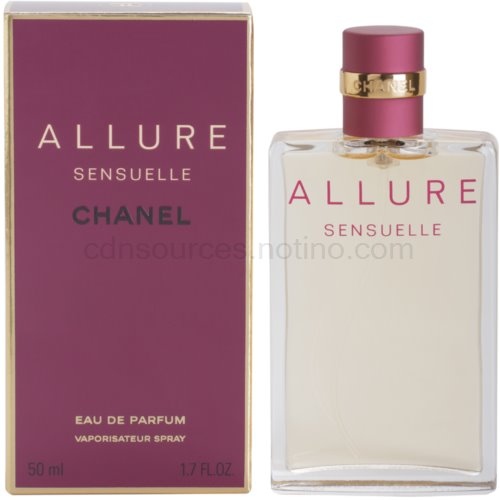 Chanel Allure Sensuelle 50 ml parfémovaná voda