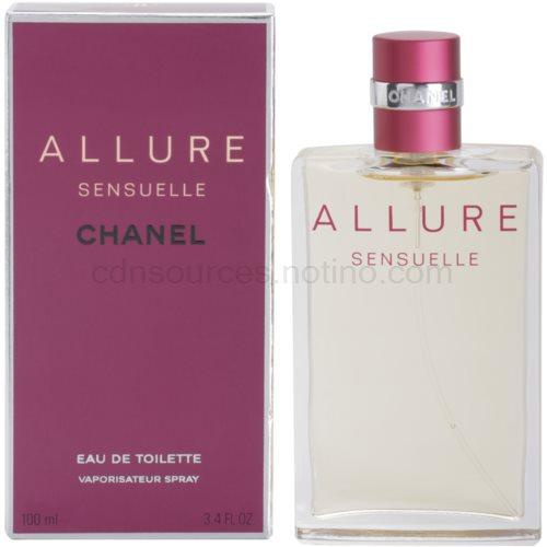 Chanel Allure Sensuelle 100 ml toaletní voda