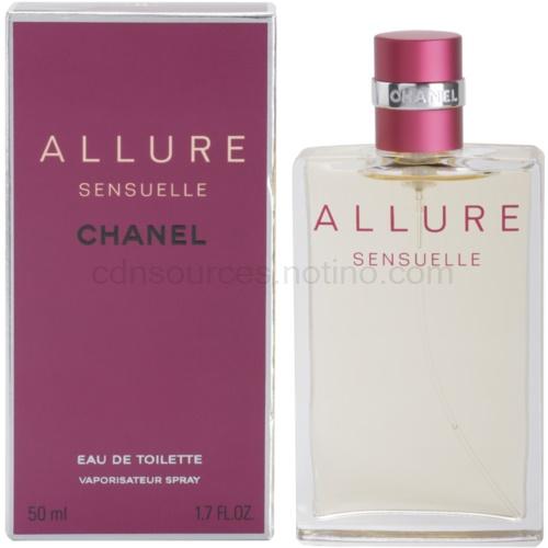 Chanel Allure Sensuelle 50 ml toaletní voda