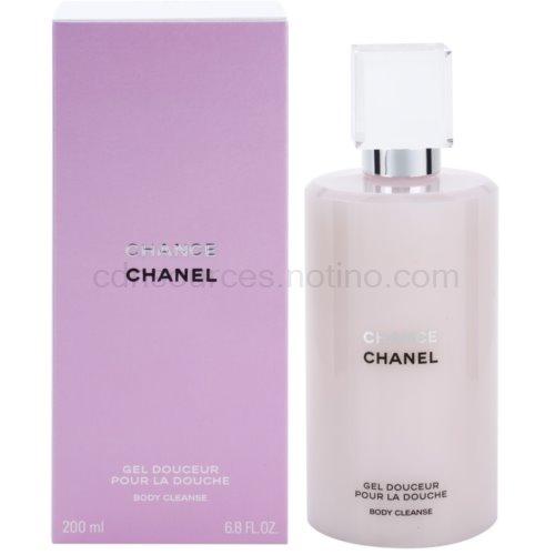 Chanel Chance 200 ml sprchový gel