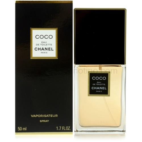 Chanel Coco 50 ml toaletní voda