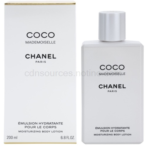 Chanel Coco Mademoiselle 200 ml tělové mléko