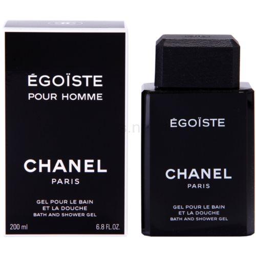 Chanel Egoiste 200 ml sprchový gel