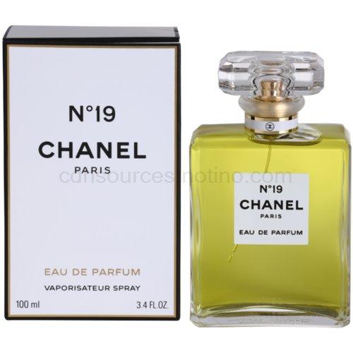 Chanel No.19 100 ml parfémovaná voda