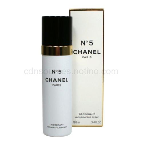 Chanel No.5 100 ml deodorant s rozprašovačem