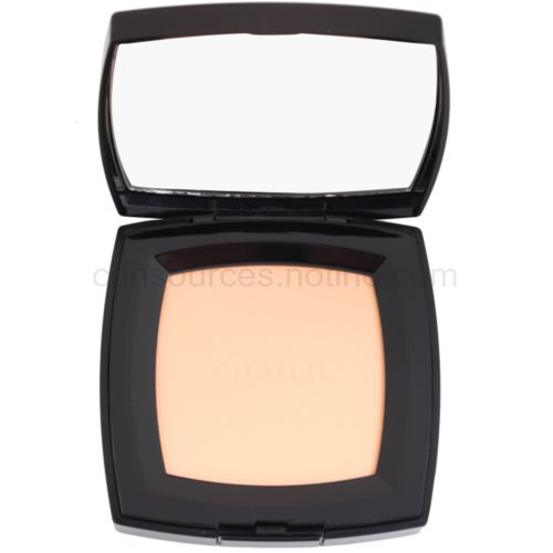 Chanel Poudre Universelle Compacte kompaktní pudr odstín 50 Peche (Natural Finish Pressed Powder) 15 g