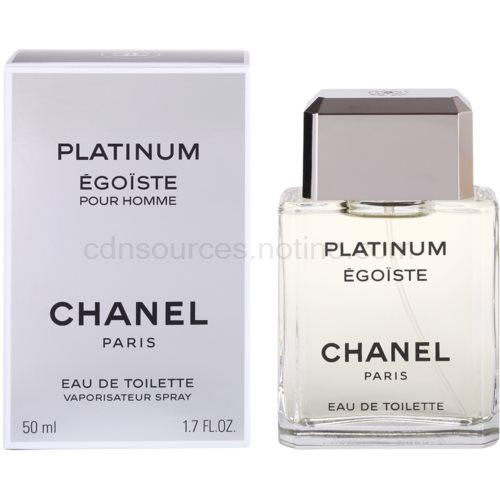 Chanel Egoiste Platinum 50 ml toaletní voda