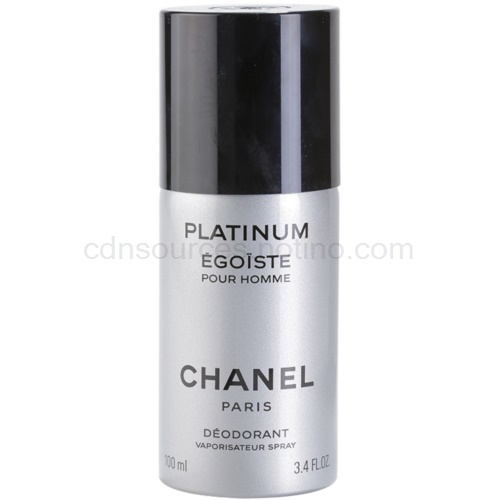 Chanel Egoiste Platinum 100 ml deospray