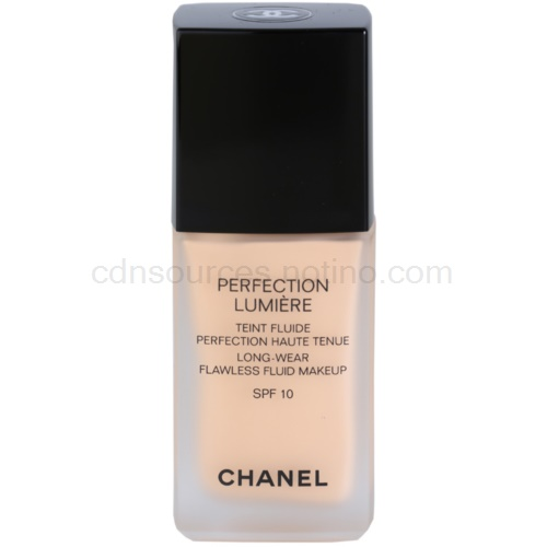 Chanel Perfection Lumiére fluidní make-up pro perfektní vzhled odstín 30 Beige (Long-Wear Flawless Fluid Makeup) 30 ml
