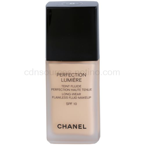Chanel Perfection Lumiére fluidní make-up pro perfektní vzhled odstín 40 Beige (Long-Wear Flawless Fluid Makeup) 30 ml