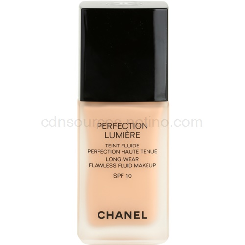 Chanel Perfection Lumiére fluidní make-up pro perfektní vzhled odstín 25 Beige (Long-Wear Flawless Fluid Makeup) 30 ml