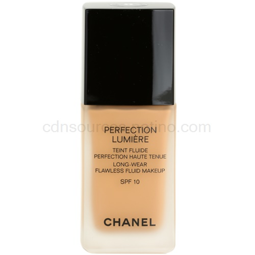 Chanel Perfection Lumiére fluidní make-up pro perfektní vzhled odstín 50 Beige (Long-Wear Flawless Fluid Makeup) 30 ml