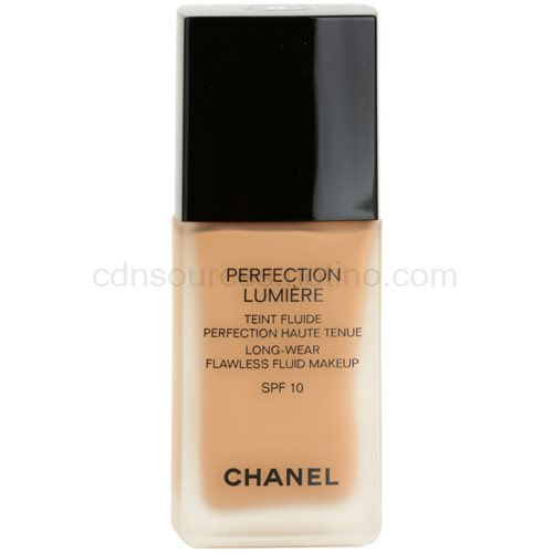 Chanel Perfection Lumiére fluidní make-up pro perfektní vzhled odstín 70 Beige (Long-Wear Flawless Fluid Makeup) 30 ml