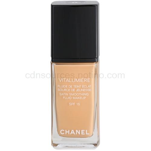 Chanel Vitalumiere tekutý make-up odstín 20 Clair (SPF 15) 30 ml